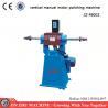 Buy cheap Hardware Manual Polishing Machine , Vertical  Polishing Machine 2300r/Min Spindle Speed product