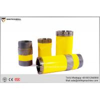 Buy cheap Bx Nx Hx impregnated diamond core drill bits Geological Drilling Atlas Quality product