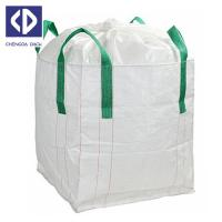 Buy cheap Super Strong FIBC Bulk Bags Skirt Top Discharge Bottom With Moisture Proof from wholesalers