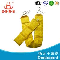 Buy cheap High absorption 200% Superdry Shipping Container Desiccant for Cargos product