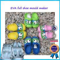 Buy cheap Rust Proof EVA Mould High Efficiency  Multi Color  1 Mould For 1 Pairs product