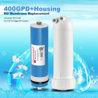 Buy cheap 400GPD Umkehrosmose Wasser Filter Ersatz + Gehäuse RO Membran Universal HOT product