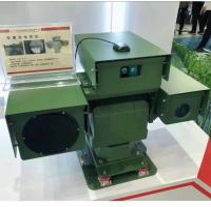 China Rugged Mobile Vehicle Ptz Laser Camera , Cctv Infrared Surveillance Camera on sale