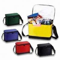 Buy cheap Colorful Ice Cooler Bag, Measures 24 x 28 x 16cm product