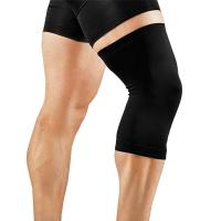 Buy cheap High Elastic Copper Compression Recovery Knee Brace Support Sleeve for Sports product