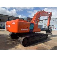 Buy cheap Hitachi ex200 ex220 Cheap japanese Middle size excavator crawler excavator 10 ton 20 ton for sale product