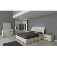Buy cheap Luxury 5 Piece Bedroom Set King Size , Contemporary Bedroom Furniture Sets  product