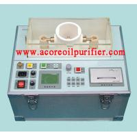 Buy cheap Insulating Oil Dielectric Strength Tester Set product