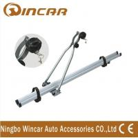 Buy cheap 4wd automobile upright Aluminium roof bike carrier for locking up 1 bicycle product