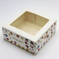 Quality Four packs cupcake box wholesale for sale