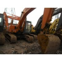 Buy cheap Second Hand Construction Machinery Hitachi EX200-3 , Used Crawler Excavator product