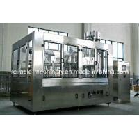 Buy cheap Carbonated Soft Drink Filling Machine /Line Reliable Machinery (CGFD) product