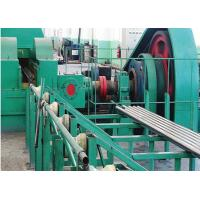 Buy cheap Seamless Stainless Steel Pipe Making Machine , Three Roller Pipe Cold Rolling Mill product