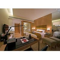 Buy cheap E1 Wooden Panel Commercial Hotel Furniture , Studio Apartment Furniture product