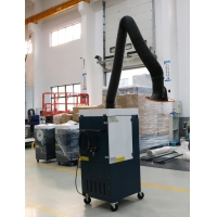 Buy cheap Air Purification Carbon Steel Industrial Fume Extractor from wholesalers
