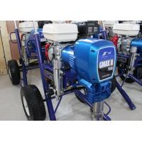 Buy cheap 8.3L/Min Heavy Duty Gas Airless Paint Sprayer With High Performance Honda Engine product