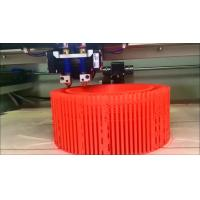 Buy cheap CreatBot D600 Super Large Scale 3D Printer 1000W Gross Power With Dual Extruder product