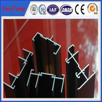 Buy cheap aluminium manufacturer best selling aluminum decoration profiles kitchen cabinet supplier product