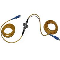 One Channle Fiber Optic Rotary Swivel Joint High Transmission And Low Resistance