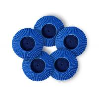 Quality Fine Grit Mini Flap Disc Zirconia 50mm100mm Multi Size Available 8mm Thick for sale
