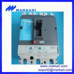 Buy cheap Merlin Gerin type Molded case circuit breaker, mold case circuit breaker, mccb product