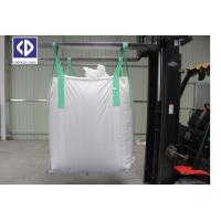 Buy cheap Circular Big Duffle Top Pp Woven Bags Breathable For Agriculture Storage product