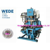 Quality Pressure Rotor Vertical Die Casting Machine For Rotor 4 Rotary Stations Cycle Time 8 Seconds for sale