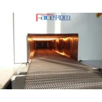 Buy cheap Electric Heat Infrared Drying Oven Furnace White Color High Cleanliness product