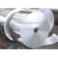 Buy cheap Food Grade Stainless Steel Sheet Thickness In mm 430 Stainless Steel Coil product