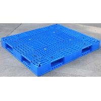 Buy cheap Eco Friendly HDPE Plastic Pallets / Stackable Plastic Pallets With Reinforced Rims product