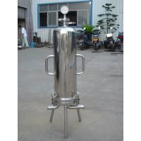 Buy cheap 8R 9R Sanitary Filter Housing For Sugar Syrups and Beer Final Filtration product