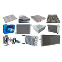 Buy cheap Thermal Anodized Aluminum Heat Sink Machined Metal Parts Anti Corrosive product