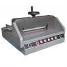 Buy cheap 330mm Semi Electric Paper Cutter Machine E330D , Paper Cutting Equipment product