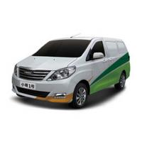 Buy cheap Dual Use Electric Seven Seater MPV Business Car / People Carrier Cars product