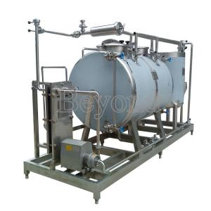 Buy cheap Split Type  Pharmaceutical  Dairy Industry Cip Cleaning Solution With Frame Support product