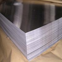 Buy cheap Cold Rolled Aluminium Sheet Plate Width 600-900 Mm Mill Finish 1050 product