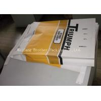 Buy cheap Kraft Paper Plastic Composite Bag for Sodium Humate, Drugs and Feed Additives from wholesalers