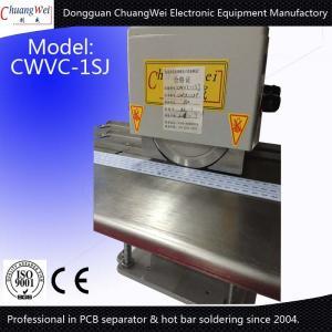 Buy cheap Pre Scoring PCB Depanel V Groove PCB Separator V-Cut PCB Depaneling from wholesalers