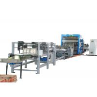 Buy cheap Strengthen Sheet Cement Kraft  Paper Bags Full Automatic Making Machine With  Air Cylinder product