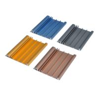Buy cheap 6063 Anodized Aluminum Extrusions Trailer Profile Customized Color product