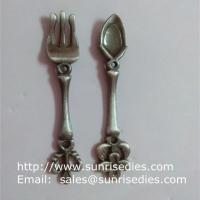 Buy cheap China Metal Souvenir Spoon for Craft Gift, wholesale customized metal crafts spoons product