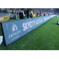 Quality High Contrast Ratio Football Stadium LED Display 360W 1920Hz Refresh Rate for sale