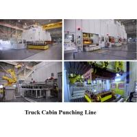 Quality Truck Assembly Line 7950×2200×2435 Overall Dimensions for sale
