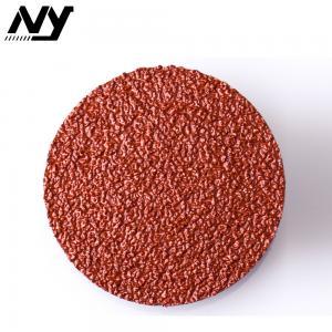Buy cheap Mini Type R Abrasive Sanding Discs For Grinder Fiberglass  Ferrous Surface Conditioning product