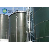 Buy cheap Glass Fused Steel Slurry Fermentation Tanks For Wastewater Treatment Projects product
