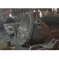 Buy cheap Alloy Steel Slag Pot For Steel Mill Foundry Ladle Casting Machining product