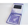 Buy cheap 7'' LCD Video Brochure Card 8GB  2000mAh battery CMYK Full Color Printing Shenzhen Factory product