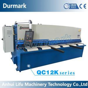 Buy cheap Hydraulic shearing machine QC11Y-4*2500 metal shear machine product
