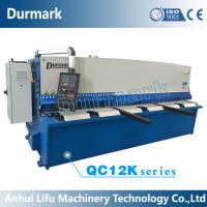 Buy cheap QC12K-12*3200 Carbon steel shearing machine Mild steel shearing machine product