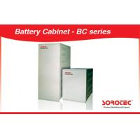 Buy cheap UPS Accessories battery cabinet / cabinets for 38AH, 65AH, 100AH 32PCS product